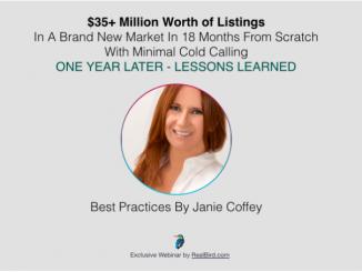 $35 Plus Million Worth Of Listings