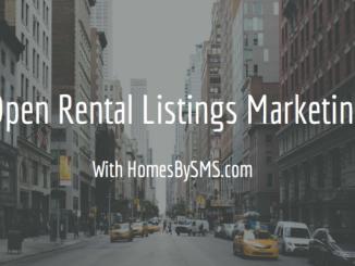 Open Rental Listings Marketing