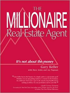 Millionaire Real Estate Agent- It is Not About the Money