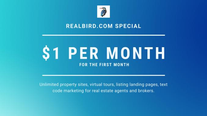 RealBird Special Offer